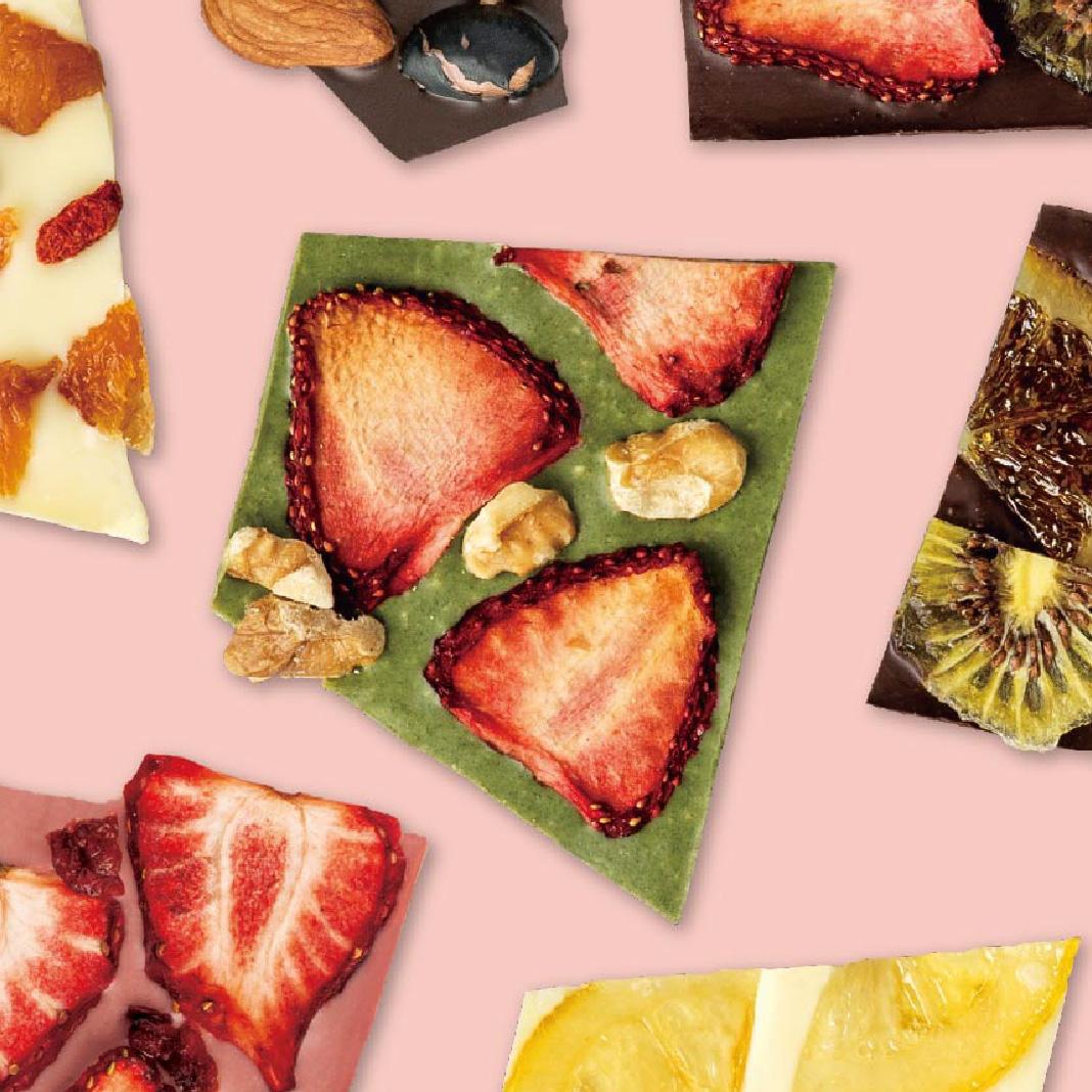 蒜山ショコラシリーズ